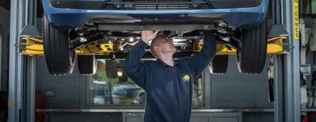 Réparation auto, dans notre garage à Aix-en-Provence (Les Milles)